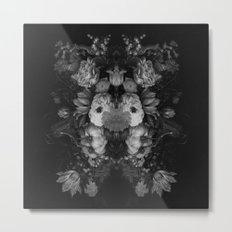Botanical Darkness Metal Print