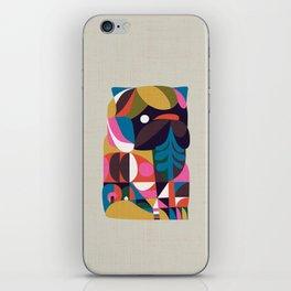 Nordic Pug iPhone Skin