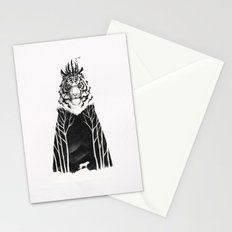The Siberian King Stationery Cards