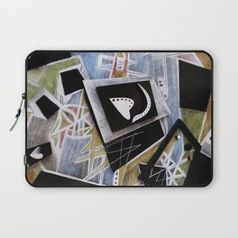 Edgy Moments to the Heart Laptop Sleeve