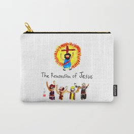 The resurrection of Jesus Carry-All Pouch
