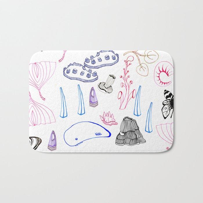 Bits & Pieces Bath Mat
