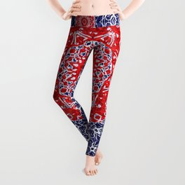 Maltesse Mandala Bandana Leggings