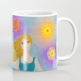 Sea and Sun Coffee Mug