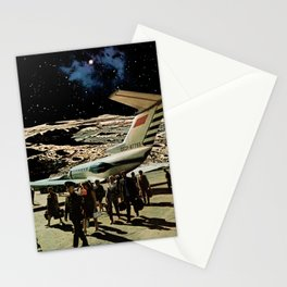Welcome, you're the first ones here Stationery Cards