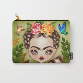 Frida Querida Carry-All Pouch