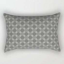 Dots #4 Rectangular Pillow