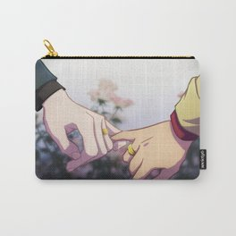 PruMano holding hands Carry-All Pouch