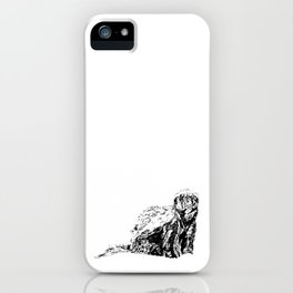 Honey Badger iPhone Case