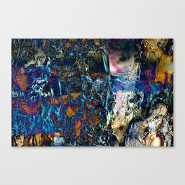 Dragon Pass Canvas Print