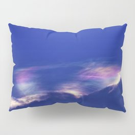 Fire Rainbow Pillow Sham