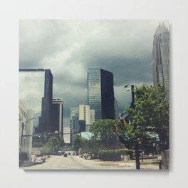 Queen City Metal Print