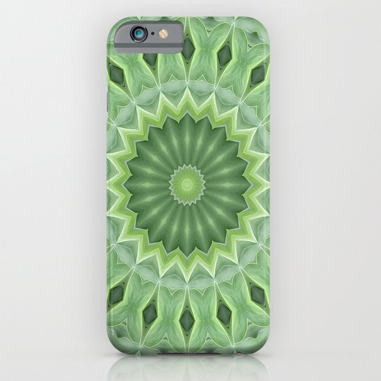 Green Beauty iPhone & iPod Case