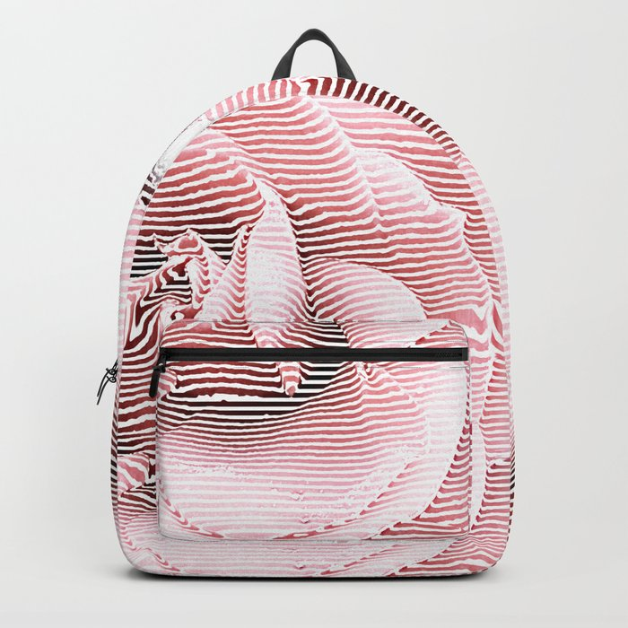 Thinking of a Rose Backpack