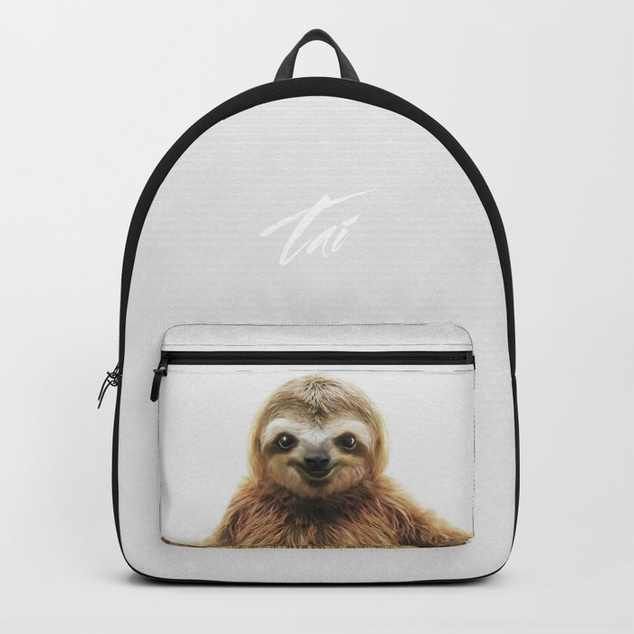 Young Sloth Backpack