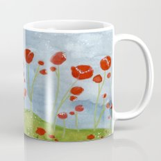 my dreams are only wishes // poppyfields Mug