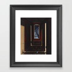 The Twilight Council Framed Art Print