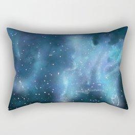 United States of Starlight Rectangular Pillow