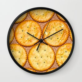 Puttin' on the Ritz Wall Clock