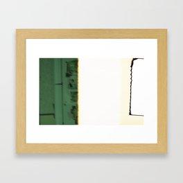 Experimental Photography Framed Art Print