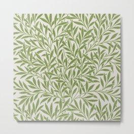 Willow Pattern (1874) By William Morris Metal Print