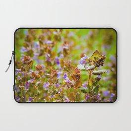 Ground Ivy Laptop Sleeve