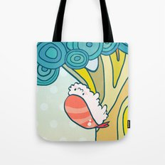 only sushi insect Tote Bag