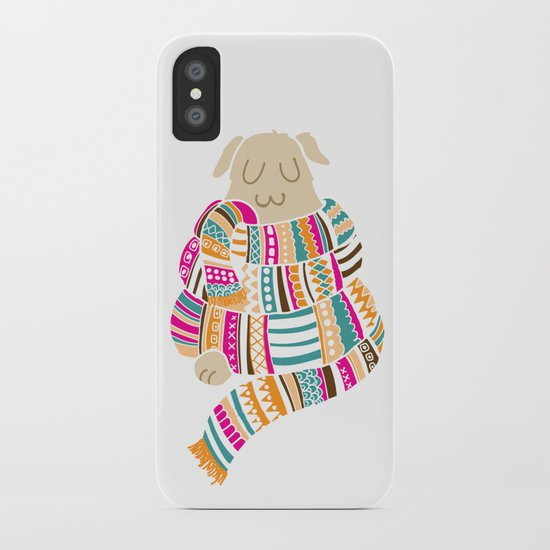 Scarf iPhone Case