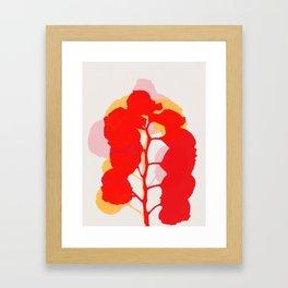 begonia 2 Framed Art Print