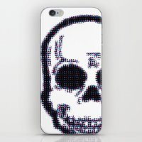 trippy iPhone & iPod Skins featuring Trippy by Hold Up Art