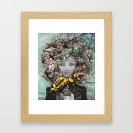 Changing Seasons Framed Art Print