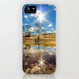 Mack Park iPhone Case