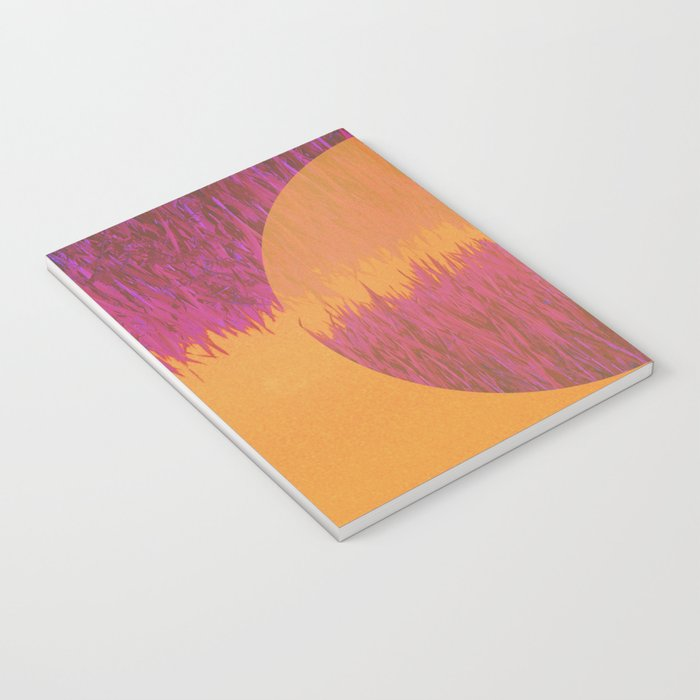 Hot Summer Day Notebook