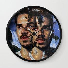 """Cascade"" Wall Clock"