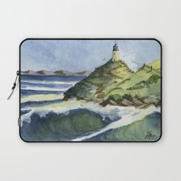 Peaceful Lighthouse V Laptop Sleeve