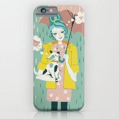 Walking the Dog iPhone 6s Slim Case