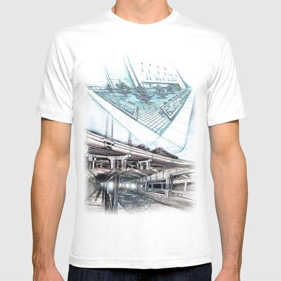 Urban passages: Chicago  T-shirt