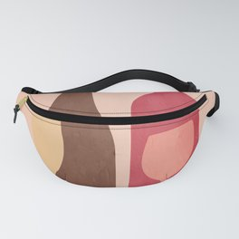 Wine and champagne Fanny Pack