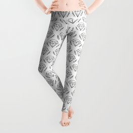 Diamonds pattern Leggings