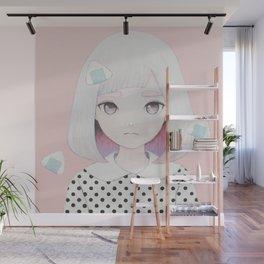 Onigiri Portrait Wall Mural