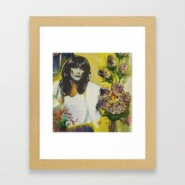 ZEROLANDIA Framed Art Print