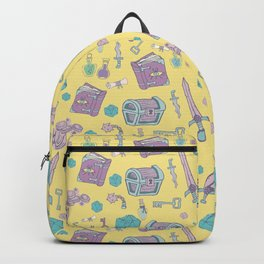Dungeons and Dragons (lemon) Backpack