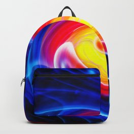 Abstract perfektion 84 Backpack