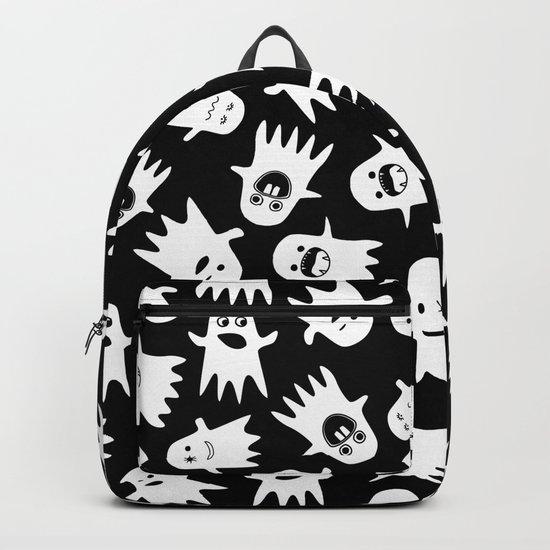 Ghostly Hauntings Backpack