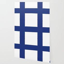 Finland flag emblem Wallpaper