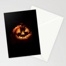 Jack-o Stationery Cards