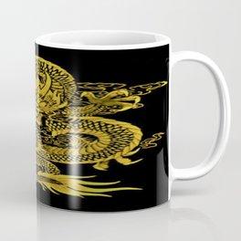 Epic Dragon Yellow Coffee Mug