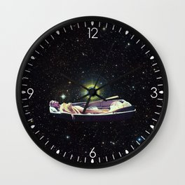 What Takes a Lifetime Wall Clock