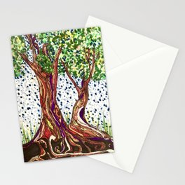 The Olive Tree King Stationery Cards