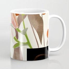 minimal floral autumn Coffee Mug